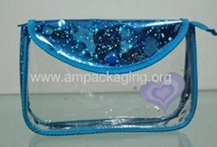 pvc bag with zipper