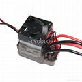 80A rc cars brushless motor esc