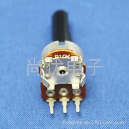 供应舞台灯光音响用调节声音电位器 3