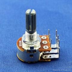 生产优势电吉他拾音器音箱用音量控制电位器