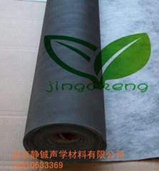 北京静铖墙体吊顶隔音毡隔音材料