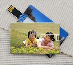 电子礼品卡片U盘