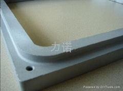 丝印铸铝网框