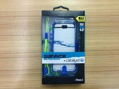case for iphone 5 griffin survivor + catalyst waterproof case for iphone 5