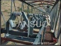 管状带式输送机