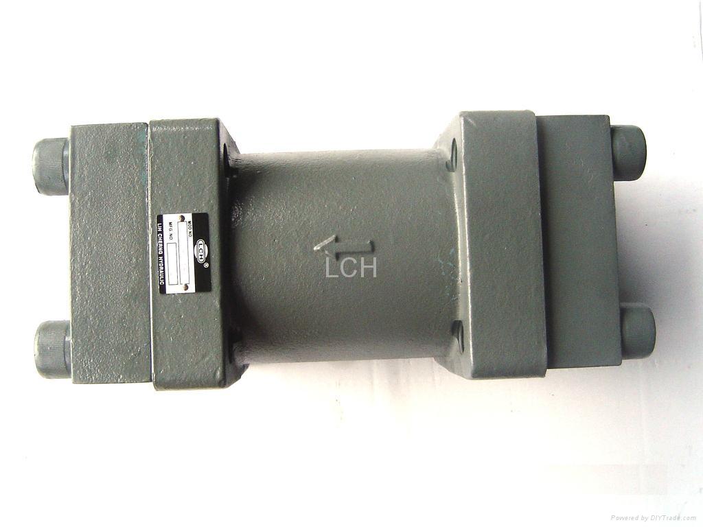 Group gear pumps hydraulic pump single