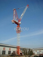 Supply New HuiYou QTD125 Luiffing Tower Crane