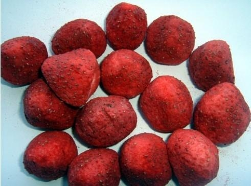 Freeze Drying Strawberries Freeze Dried Strawberry Whole