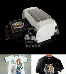 T恤服装纺织布料  打印机价格