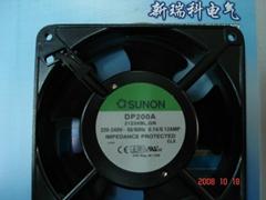 sunon交流风扇DP200A 2123XBL