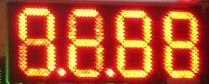 LED油價屏 2