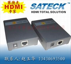 賽德克生產HDMI單網線延長器50