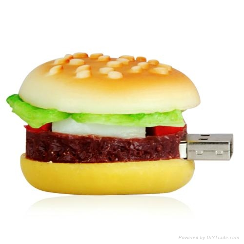 Food usb flash drive 2522 china manufacturer other - Cuisine flash but ...