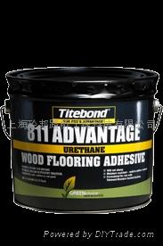 美國進口Titebond 環保木工地板膠 1