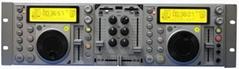 Professional Dual USB&SD DJ Player With  Mixer