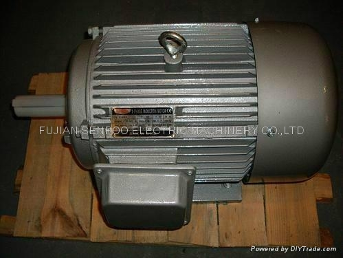 Y series three-phase asynchronous induction motors 1