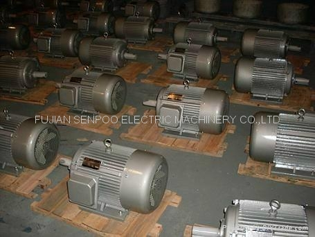 Y series three-phase asynchronous induction motors 5