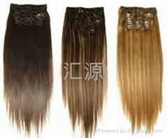 remy brazilian clip in hair for black women