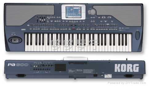 KORG PA-800专业编曲键盘 1