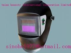 welding helmet(SMALL VIEW AREAS)