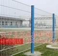 桃形柱围栏