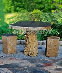 Stone funiture