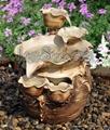 Ceramics fountains