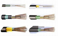 GENERAL OUTDOOR FIBER OPTIC CABLES