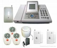 多功能GSM移动座机报警器