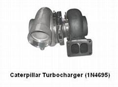 Caterpillar turbocharger 1N4695