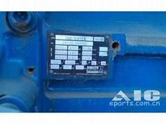 DEUTZ Generator set TBG616V12K