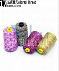 multi-color thread