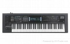 斯迪尔乐器低价出售罗兰GW-8长城八号编曲工作站第2版