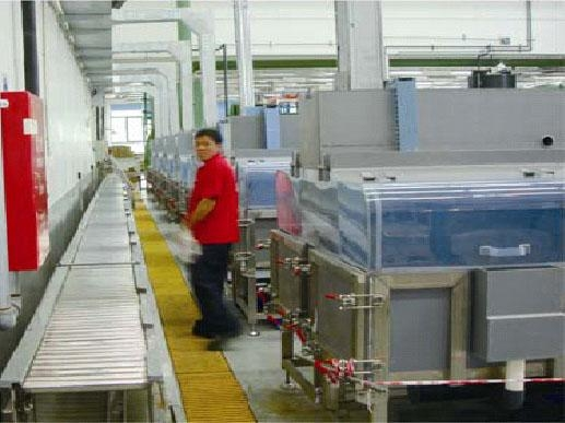 Battery Formation Production Line China Manufacturer