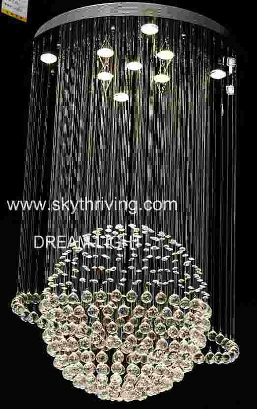 modern crystal chandelier lamp lights  2