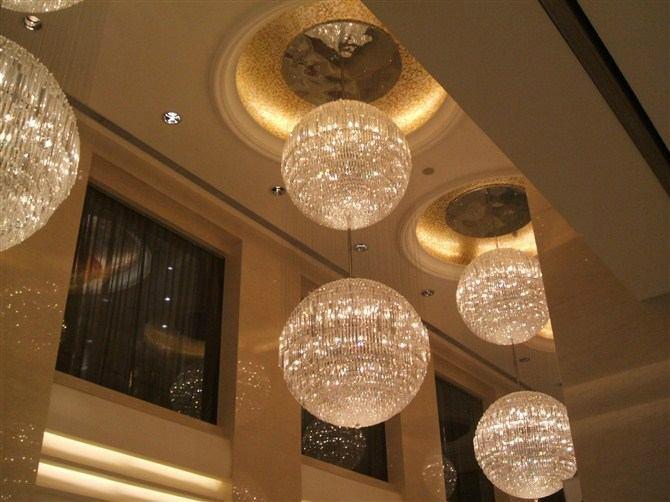 modern crystal chandelier lamp lights  3