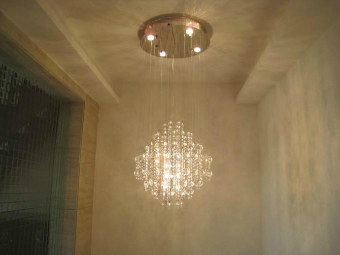 modern crystal chandelier lamp lights  4