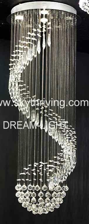 crystal lamp ceiling pendant 3