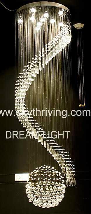 crystal lamp ceiling pendant 4