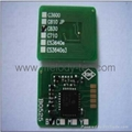 Laser printer cartridge chip used for OKI C810dn C830dn