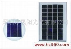 供應10W 4.5V太陽能電池板