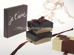 suppile paper printing gift box