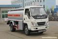 供应欧曼单桥加油车BJ1043