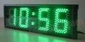 Four Digit Clocks LED Sign