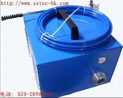 广州启星便携式中央空调管道清洗机