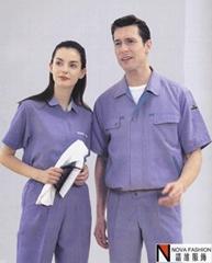 OEM代工定做工作服制服