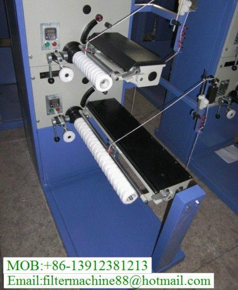 PP棉線繞濾芯機 1