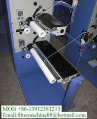 PP棉線繞濾芯機