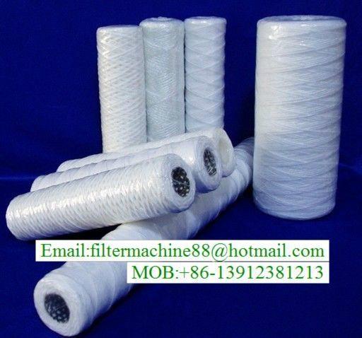 PP棉線繞濾芯機 2