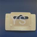 PET塑料可折疊背膠塗膠膠粘貼挂鉤